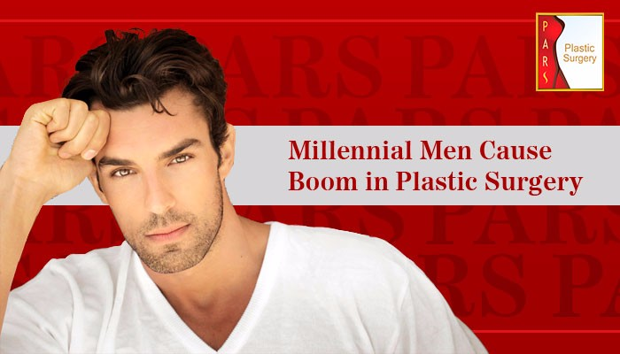 Millennial Men Cause Boom in Plastic Surgery